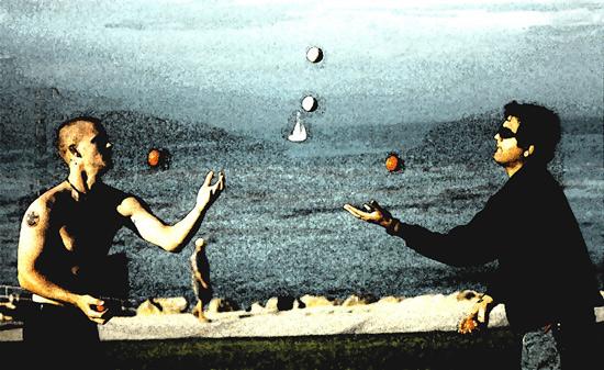 2 Jugglers
