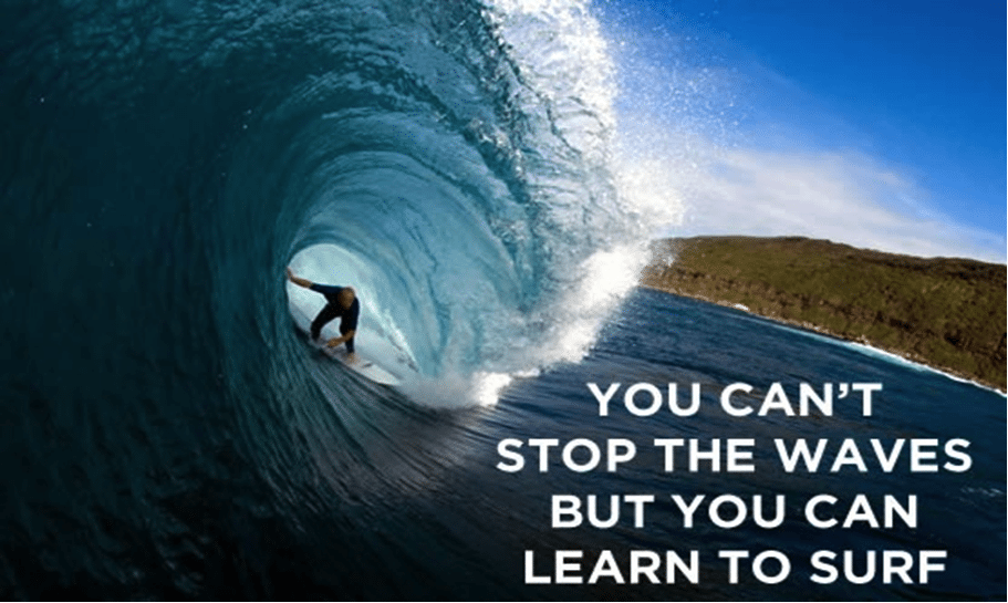 Ride the Waves with Urge Surfing — CBT Online
